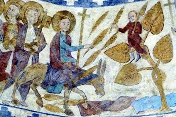 Karwoche und Ostern in St. Christophorus