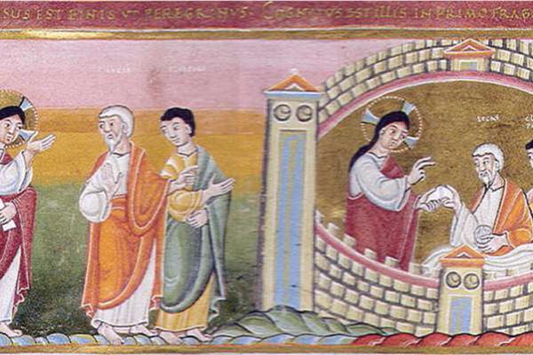 Gedanken zum Evangelium des Ostermontags