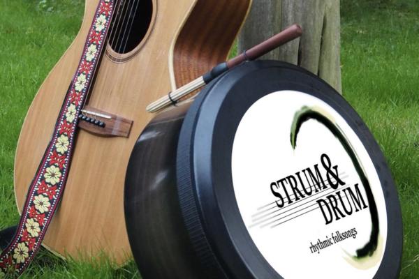 Strum & Drum – rhythmic folksongs